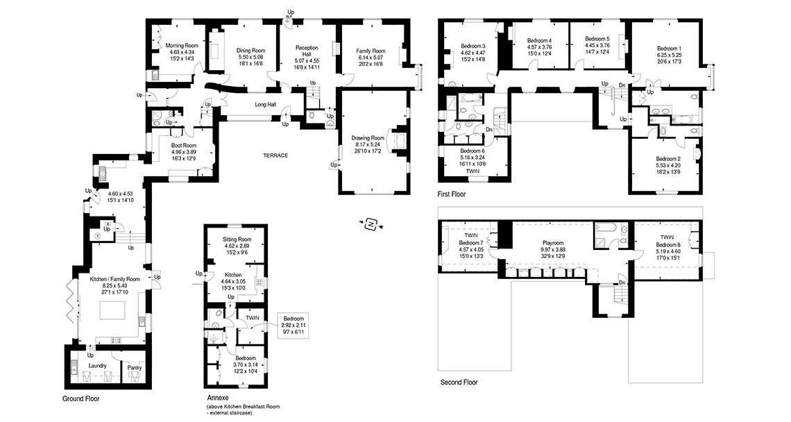 View the floorplan of Pye Corner Broadway