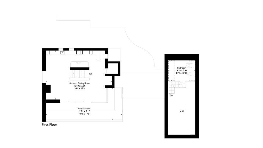 View the floorplan of Dryhill Lodge