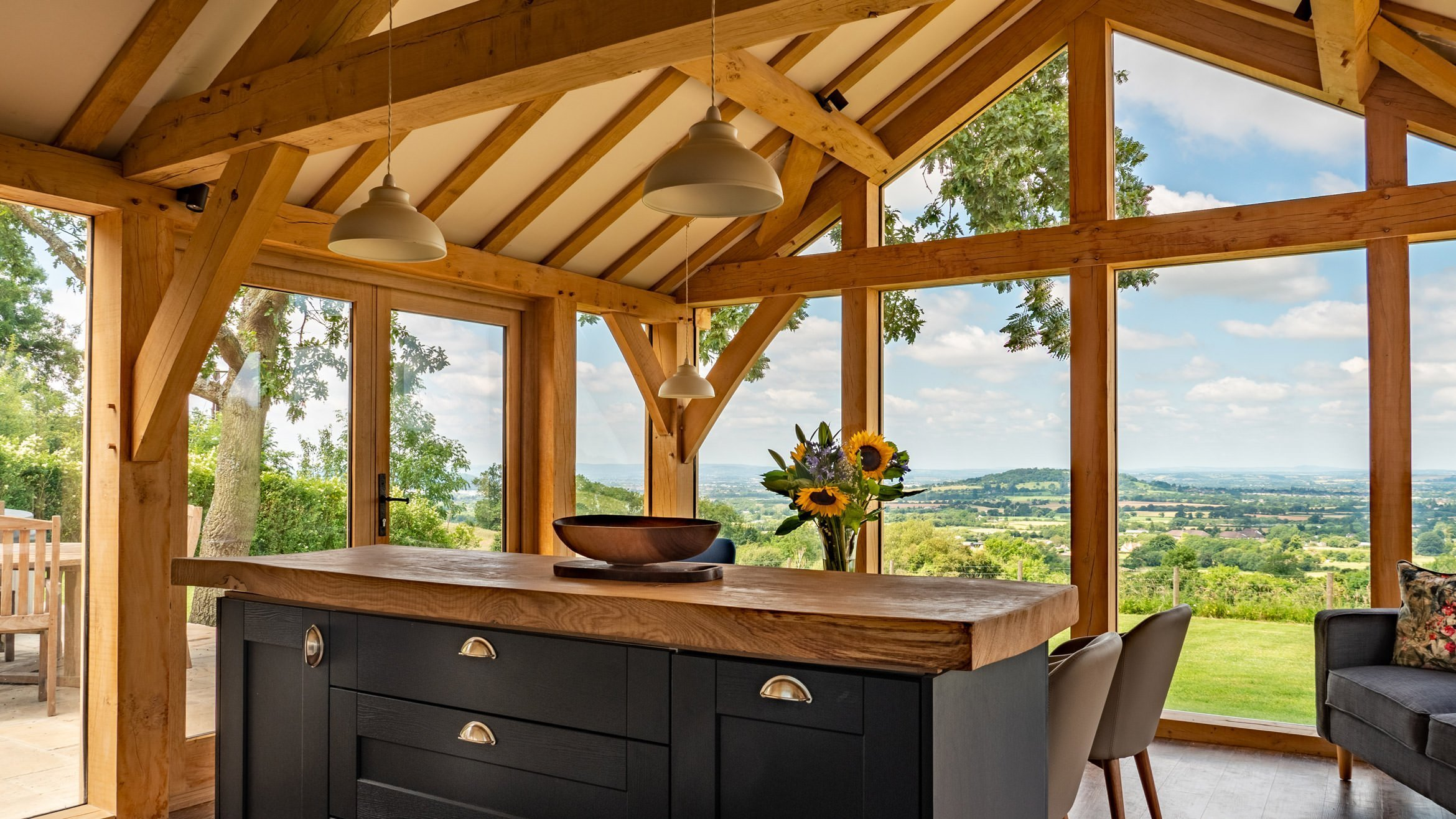 Dryhill House & Cottage - Luxury Cotswold Rentals