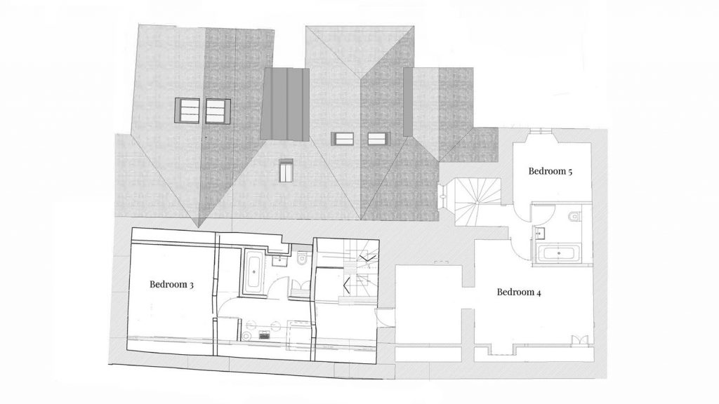 View the floorplan of Puffets Little Barrington